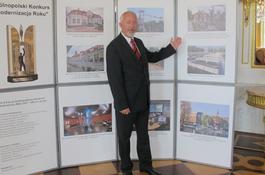 """Nagroda w konkursie """"Modernizacja Roku 2012"""""""