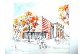 Powstaje koncepcja architektoniczna rozbudowy Wejherowskiego Centrum Kultury