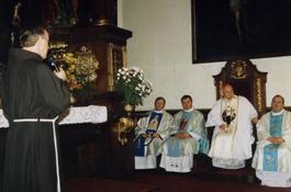 Modlitwa o zdrowie w kaszubskim Lourdes