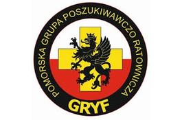 Z pomocą Pomorska Grupa Poszukiwawczo-Ratownicza GRYF