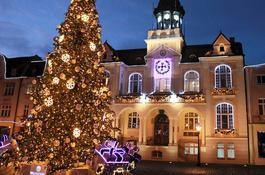 Ruszył plebiscyt na najpiękniej rozświetloną stolicę Polski