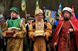 Orszak Trzech Króli przeszedł przez Wejherowo