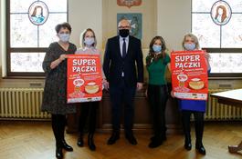 Super Pączki Pomagają Dzieciom