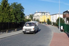 Realizacja programu budowy ulic