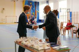 Zakończenie roku szkolnego w wejherowskich szkołach podstawowych