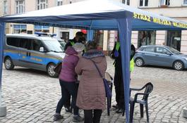 Bezpłatne maseczki ochronne dla mieszkańców
