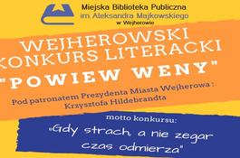 """XV Wejherowski Konkurs Literacki """"Powiew Weny"""""""