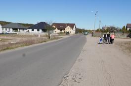 Komunikat dotyczący budowy ulic Necla i Gryfa Pomorskiego