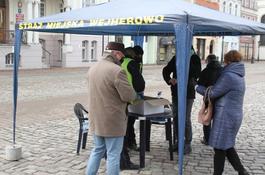 Przedłużona dystrybucja bezpłatnych maseczek w Wejherowie