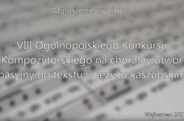Najlepsze utwory pasyjne do tekstu w języku kaszubskim