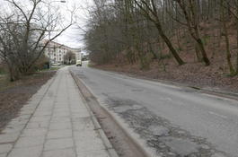 Przebudowa ulicy Zamkowej w Wejherowie