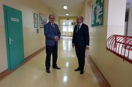 Wejherowskie szkoły przygotowane do nowego roku szkolnego – remonty i modernizacje