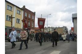 Tysiące wiernych na Kalwarii Wejherowskiej