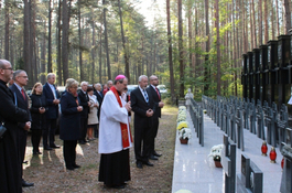 Pamięć i hołd ofiarom piaśnickiej zbrodni