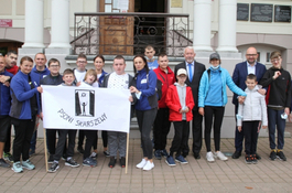 Niepełnosprawni ze Skarszew zwiedzali Wejherowo