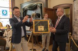 Szymon Hołownia z wizytą w Wejherowie