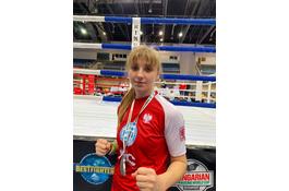 Srebro dla Zuzanny Kalbarczyk w Pucharze Świata