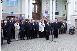 O. Przemysław Konkel uhonorowany Medalem Miasta Wejherowa