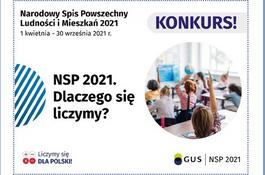 """Konkurs """"NSP 2021. Dlaczego się liczymy?"""""""