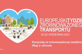 Rozpoczyna się Europejski Tydzień Zrównoważonego Transportu