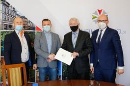 """KS """"Tytani"""" będą promować Wejherowo"""