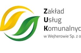 Komunikat Zakładu Usług Komunalnych w Wejherowie