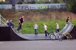 Rozbudowa skateparku