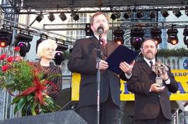 Dzień Jakuba Wejhera: Statuetka dla prezydenta, nagrody dla zasłużonych wejherowian.