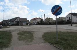 Budowa ronda na skrzyżowaniu ul. Staromłyńskiej z ulicami Wyczółkowskiego i Obr. Wybrzeża