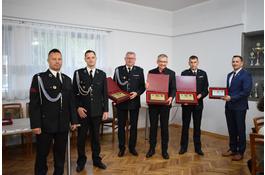 Strażacy ochotnicy wybrali nowe władze