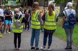 Parkrun – wolontariusze mile widziani
