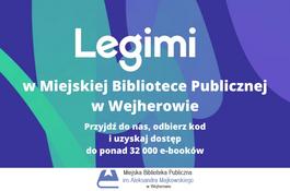 Bezpłatny dostęp do zbiorów legimi.pl