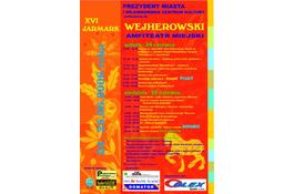 Program XVI Jarmarku Wejherowskiego