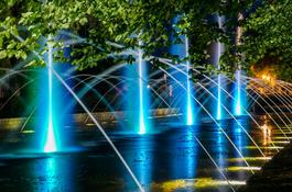 Miejskie fontanny zostaną uruchomione do końca maja