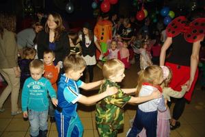 Bal Odjazdowy dla Najmłodszych w Pacyfiku - 06.02.2013