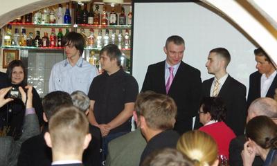 XI Plebiscyt na Najlepszych Sportowców i Trenerów Powiatu Wejherowskiego w Restauracji Pałacowa