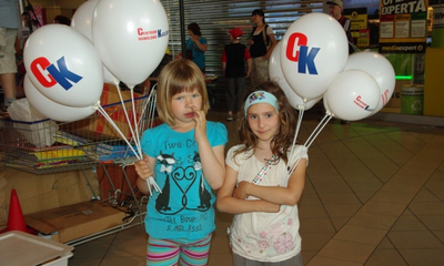 Dzień Dziecka w Centrum Kaszuby - 01.06.2011