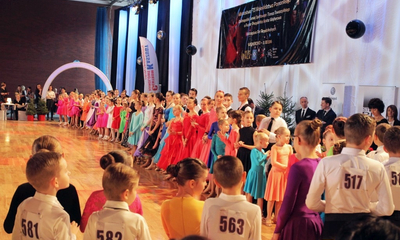 Ogólnopolski Turniej Sportowego Tańca Towarzyskiego - 03.12.2016
