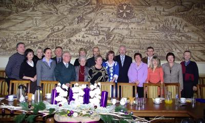 Nagrody za dekoracje świąteczne -29 stycznia 2010