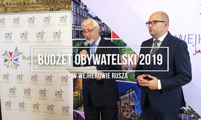 W Wejherowie rusza Budżet Obywatelski 2019