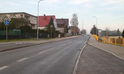 Zakończona przebudowa ul. Karnowskiego i budowa ronda na ul. Przemysłowej