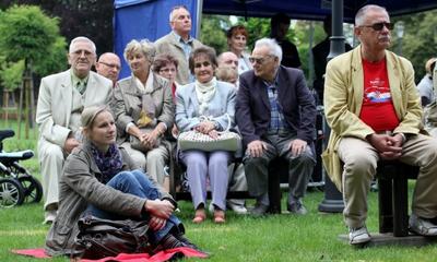 Grupa DJANGOLOGY wystąpiła w Parku Majkowskiego – 15.07.2012