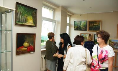 Wystawa Stowarzyszenia Plastyków Zrzeszenia Kaszubsko-Pomorskiego