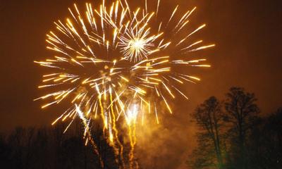 Powitanie Nowego Roku w Amfiteatrze -31.12.2010