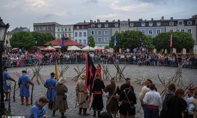 Rekonstrukcja historyczna w Wejherowie - 27.06.2015