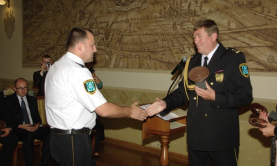 Dzień Strażnika Miejskiego - 20-lecie Straży Miejskiej w Wejherowie - 31.08.2012