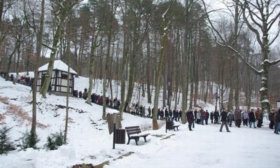 Droga Krzyżowa na Kalwarii - 15.02.2013