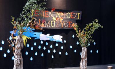 Jesień w poezji i muzyce w SP 9