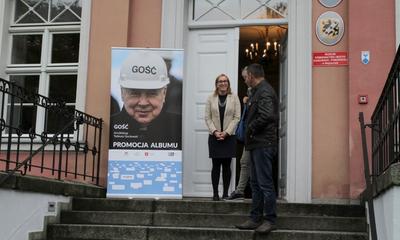 Promocja albumu Gość o ks. abp. T. Gocłowskim