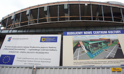 Dzień otwarty na budowie WCK - 11.09.2011
